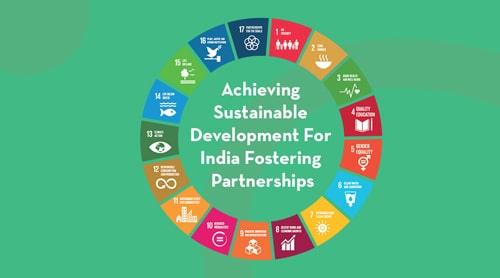 Achieving-Sustainable-Development-for-India-Fostering-Partnerships
