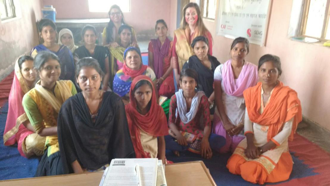My experiences with Sehgal Foundation