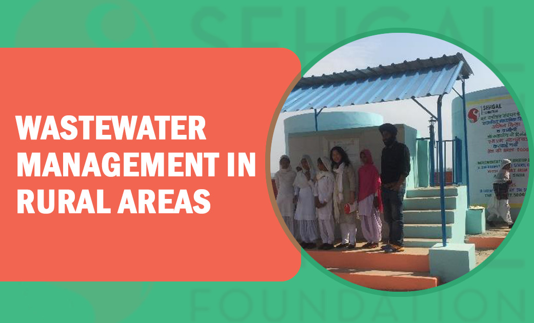 Wastewater Management in rural areas
